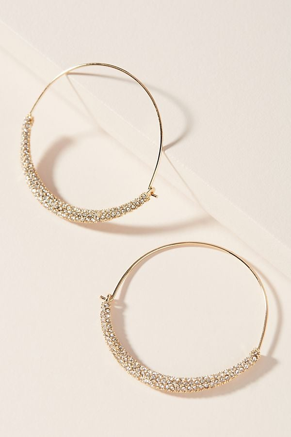 Lesley Hoop Earrings