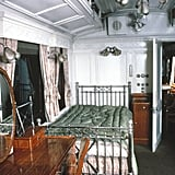 George V's Bedroom