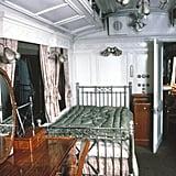 George V's Bedroom