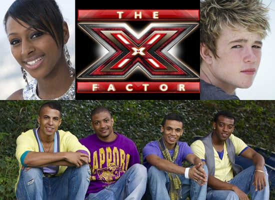 Photos of The X Factor Finalists Alexandra Burke, Eoghan Quigg, and JLS: Who Do You Want to Win The X Factor?
