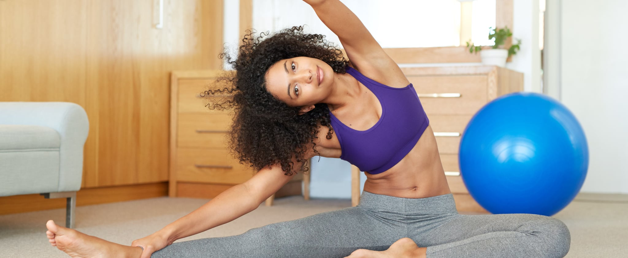 تمارين لكامل الجسم مدتها 20 دقيقة