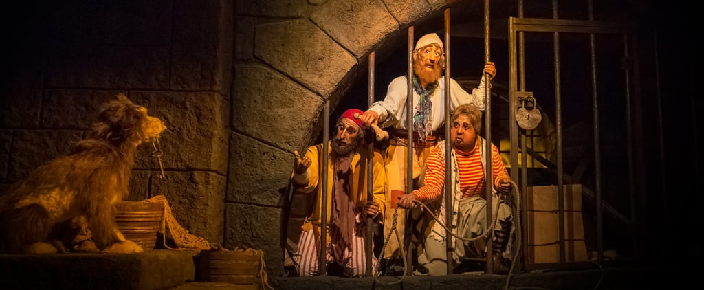 Pirates of the Caribbean Is the Best Ride in Disney World
