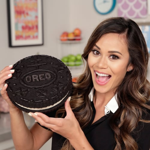 Giant Oreo Cookie
