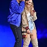 JAY-Z and Beyoncé