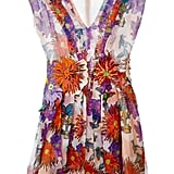 Blumarine Flared Floral Dress ($2,976)