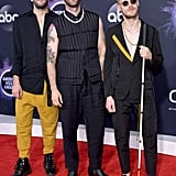 X Ambassadors at the 2019 American Music Awards