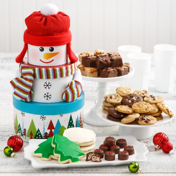 Mrs. Fields Sweet Things Snowperson Set