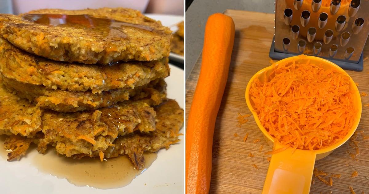 Kristin Cavallari's Carrot Cake Pancakes Are Like Dessert For Breakfast, and I'm Having Seconds