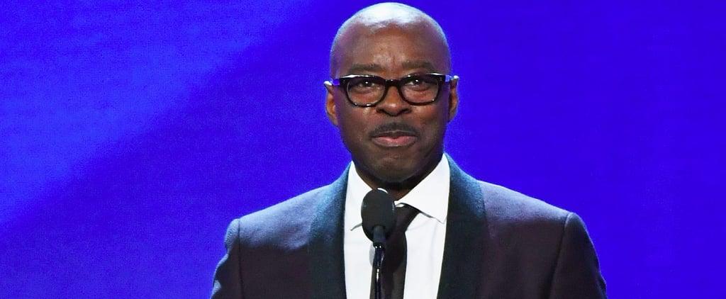 Courtney B. Vance's Critics' Choice Awards Speech Video