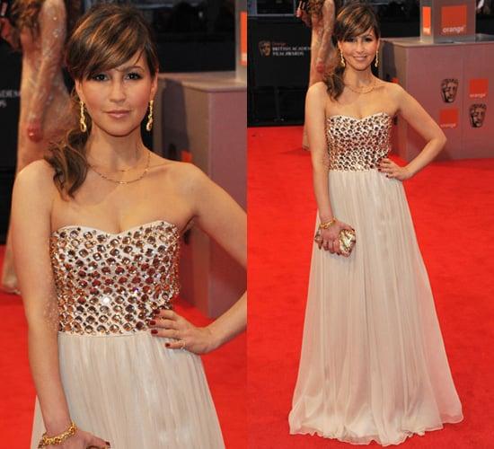 2011 BAFTA Awards: Rachel Stevens