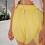 Tach Clothing Nazani Pleated Short