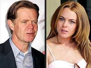 Lindsay Pisses Off Co-Stars