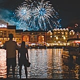 Summertime celebrations will bring you together. Let your touch linger as you enjoy fireworks or a BBQ.