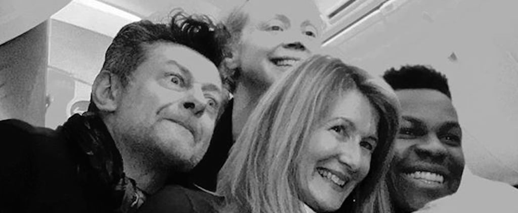 Want to Know What the Star Wars Cast Is Up To? Follow Them on Social Media!