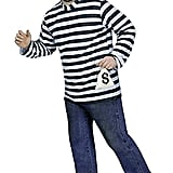 Fun World Plus Size Burglar Costume