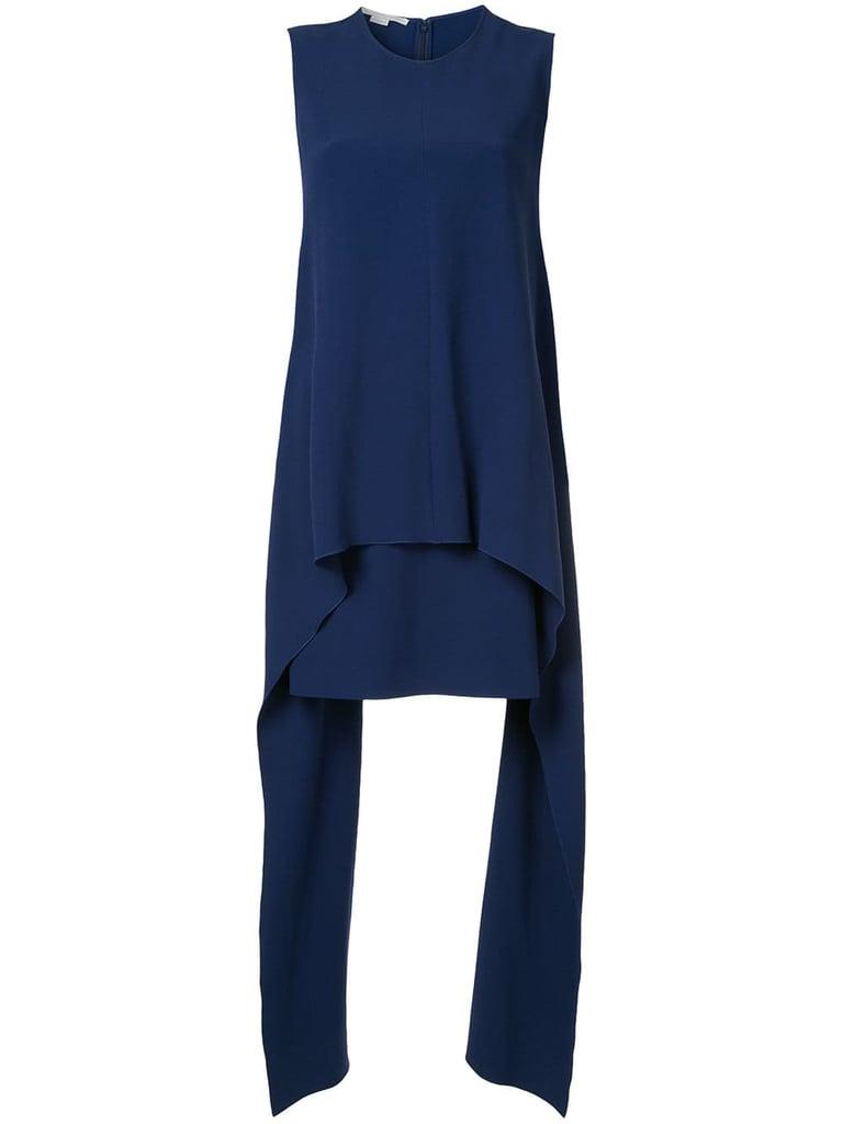 Stella McCartney Asymmetric Midi Dress