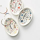 Amelia Herbertson Monogrammed Meadow Trinket Dishes