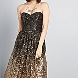 Gleaming Gala Sequin Dress
