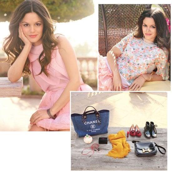 Rachel Bilson Talks Personal Style, Shopping, Slutty