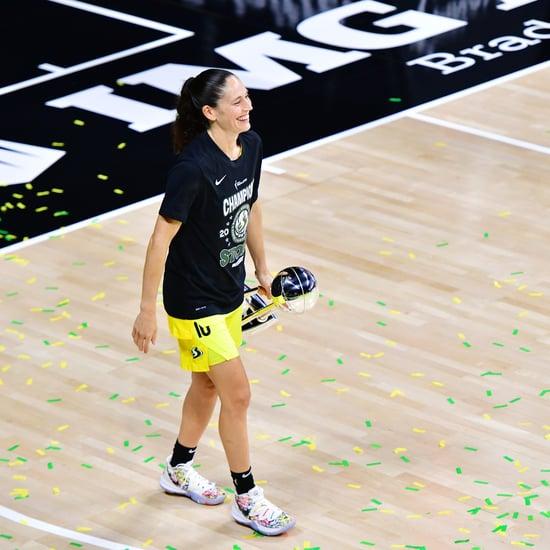 Sue Bird Makes History in the WNBA