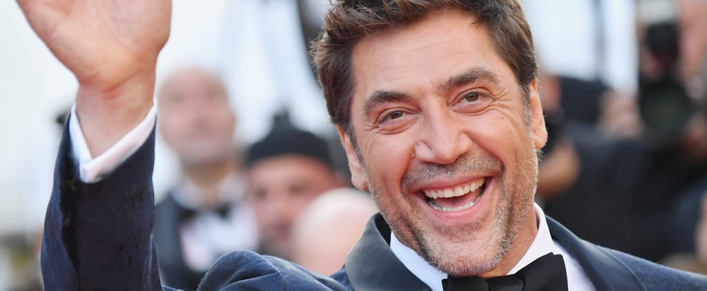 Javier Bardem as King Triton in Live-Action Little Mermaid