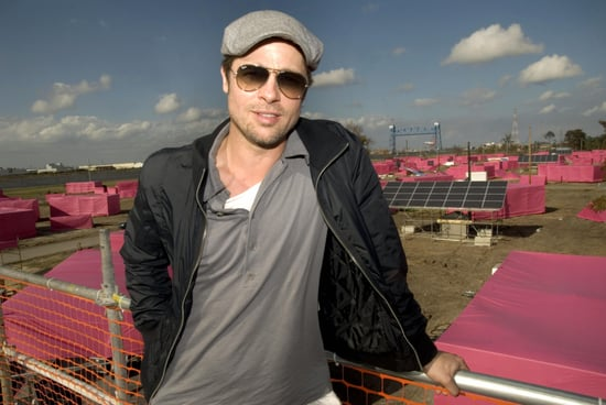 Brad Pitt to Meet With Nancy Pelosi About New Orleans Housing