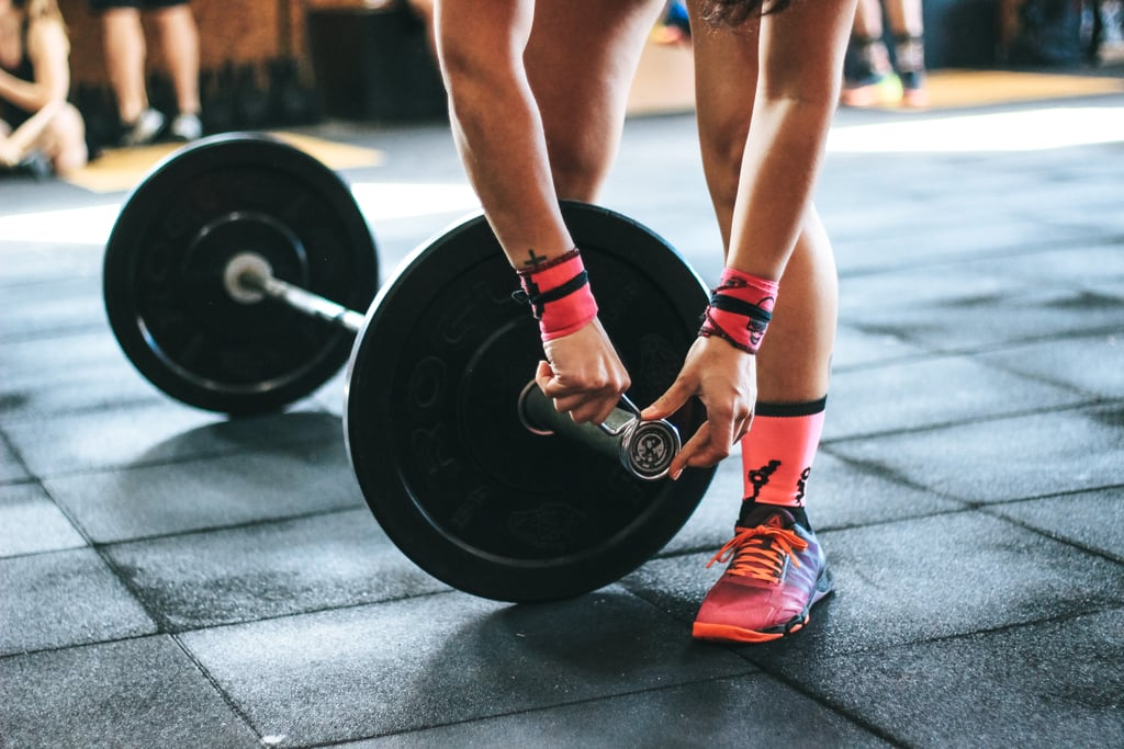 October: Give Weight Training a Go