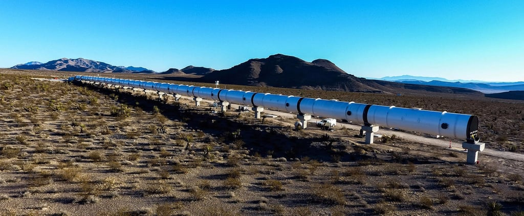 The CEO of Hyperloop Says This Ultra-Fast Mode of Transportation Is Almost a Reality