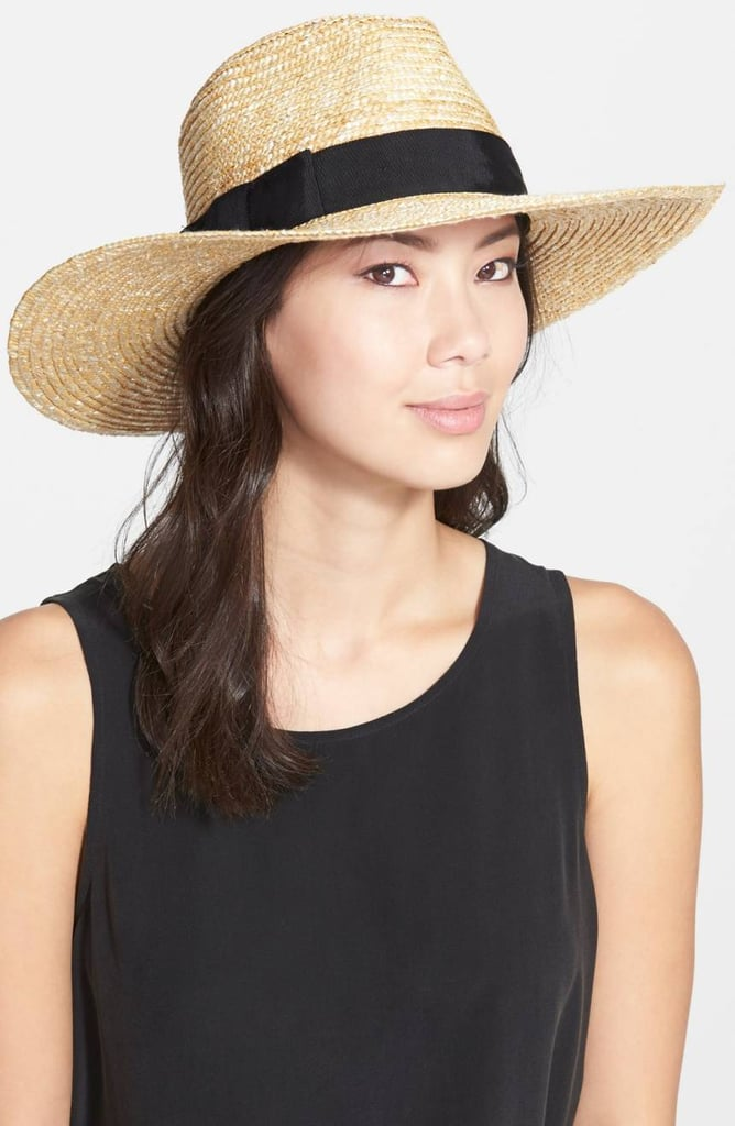 Brixton Women's Joanna Straw Hat