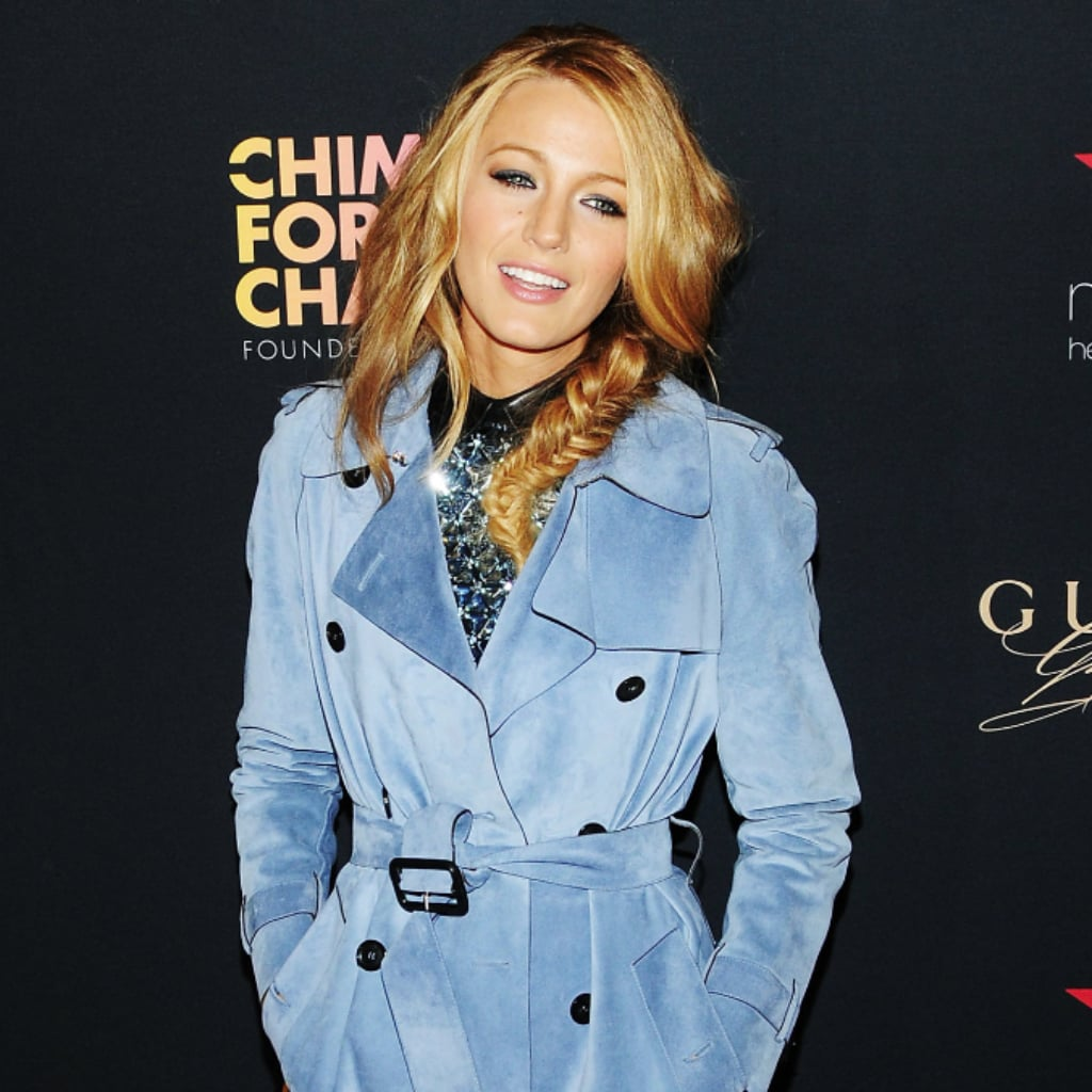 Blake Lively at Gucci\'s Chime For Change Macy\'s Event in NYC ...