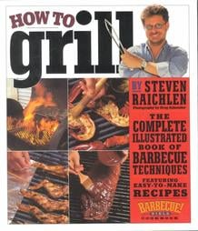 Off To Market Recap: Grilling Cookbook