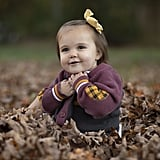 Baby Harry Potter Photo Shoot