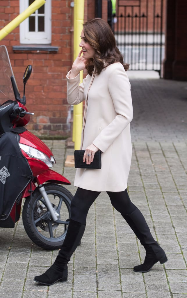 Kate Middleton's Chic Maternity Coat Has Lasted Her a Solid 4 Years