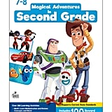 Disney Learning – Magical Adventures in Second Grade, Math and Language Arts Workbook