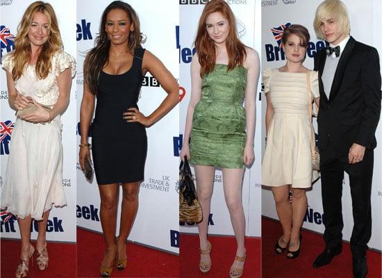 Photos From the Launch of BritWeek 2010 With Karen Gillan, Kelly Osbourne, Cat Deeley, Helen Mirren, Luke Worrell, Stephen Fry