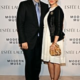 Celebrities At Launch Of Estee Lauder Perfume Modern Muse