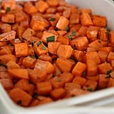 Sweet Potatoes Instead of White Potatoes