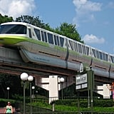 Ride the Monorail and Check Out Other Disney Hotels