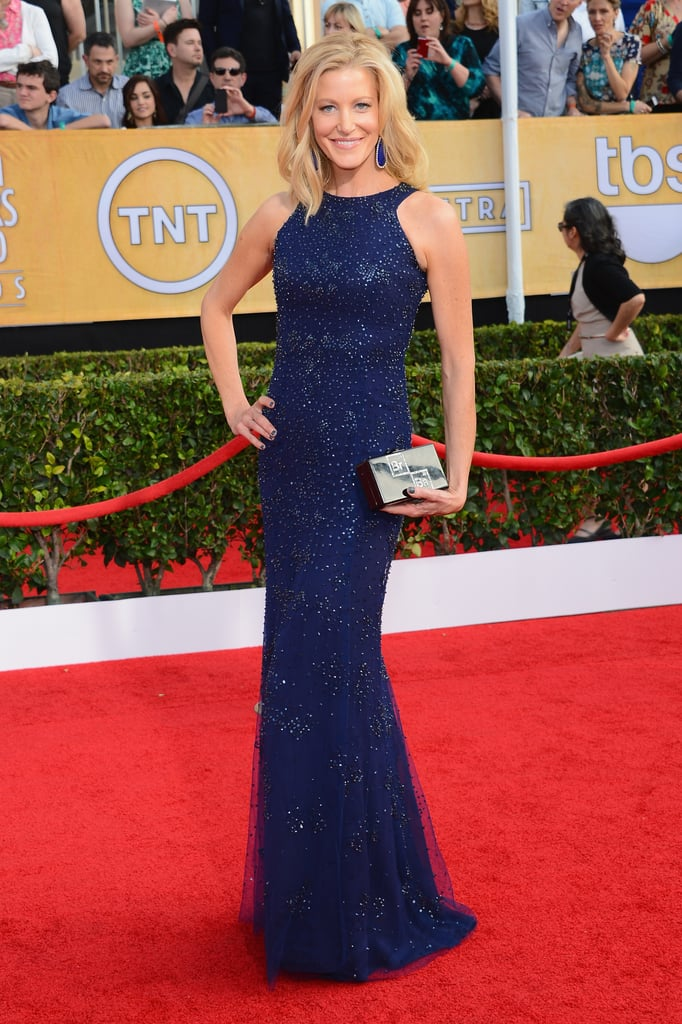 Anna Gunn at the SAG Awards 2014