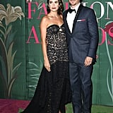 Nikki Reed and Ian Somerhalder at The Green Carpet Fashion Awards 2019