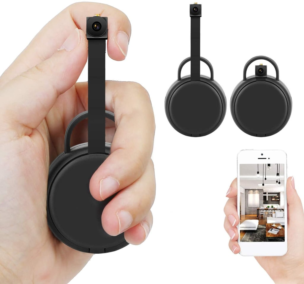 Fulao Wireless Mini Hidden Camera