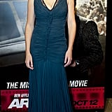 Jennifer Garner got glamorous in a Roberto Cavalli gown for the Argo premiere in Washington, DC.