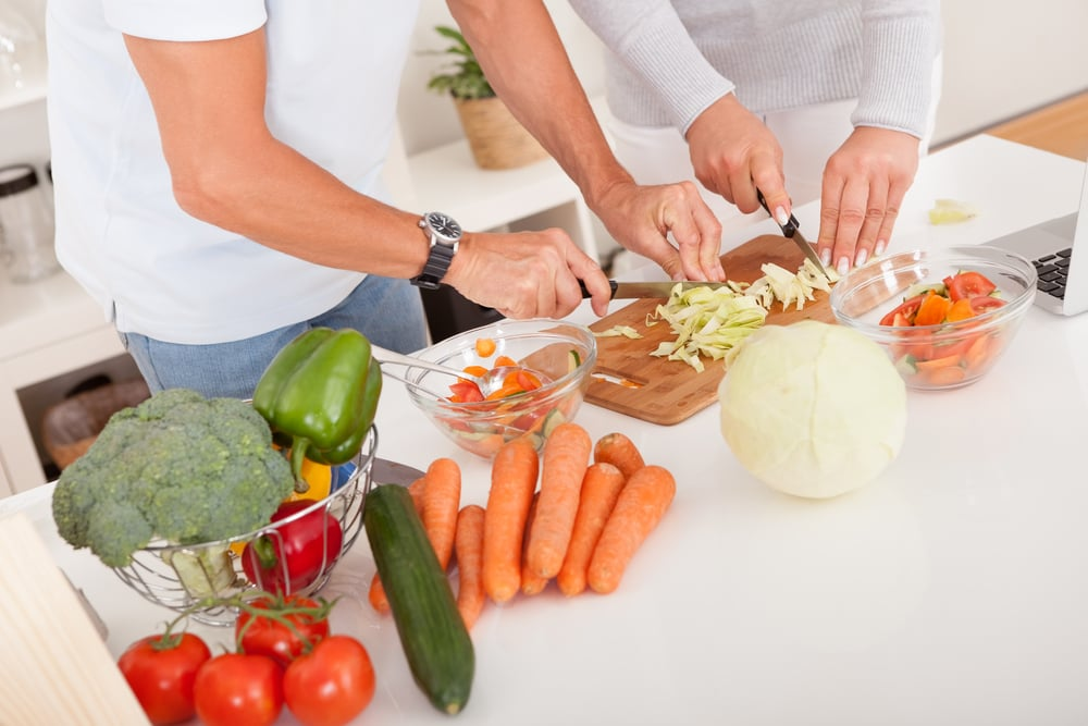 Healthy Cooking Tips: Same Ingredients, Different Dish