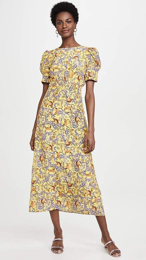 SALONI Bianca Dress