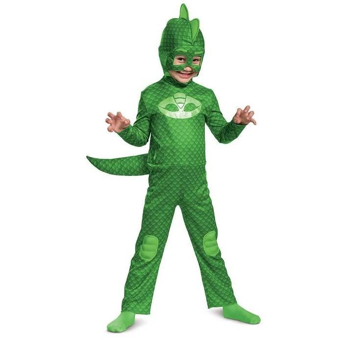 Toddler Boys' PJ Masks Gekko Deluxe Halloween Costume