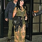 Katy Perry and John Mayer had a date night at NYC's Pearl restaurant in October 2012.