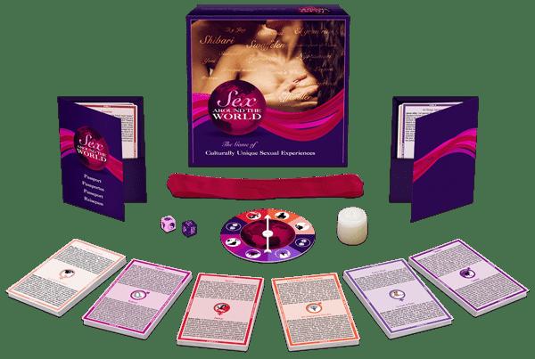 the world game Around sex