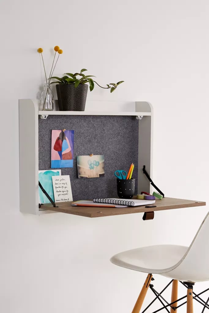 Urban Outfitters Rooney Wall-Mounted Desk