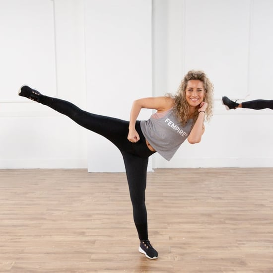 Live Workouts on POPSUGAR Fitness's Instagram, Week of 4/5