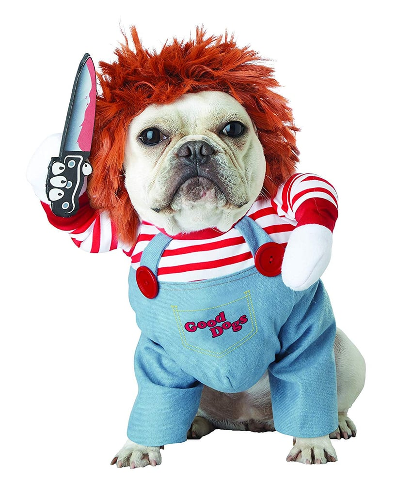 Chucky Halloween Costume For Dogs